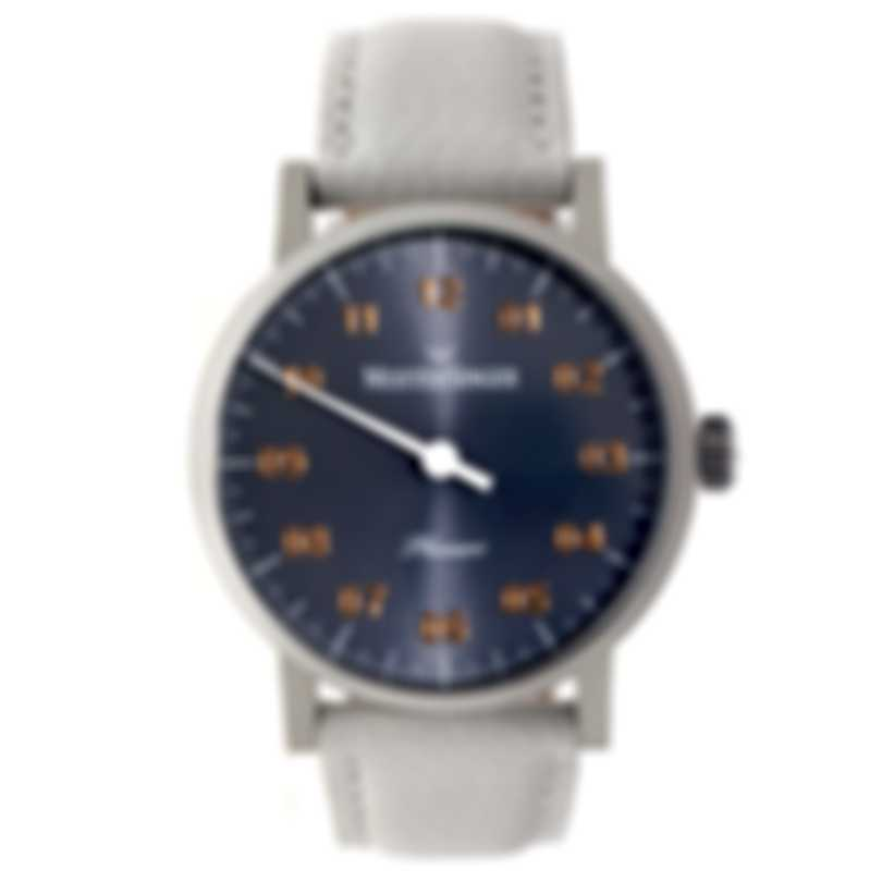 Meistersinger Phanero Manual Wind Men's Watch PH307G