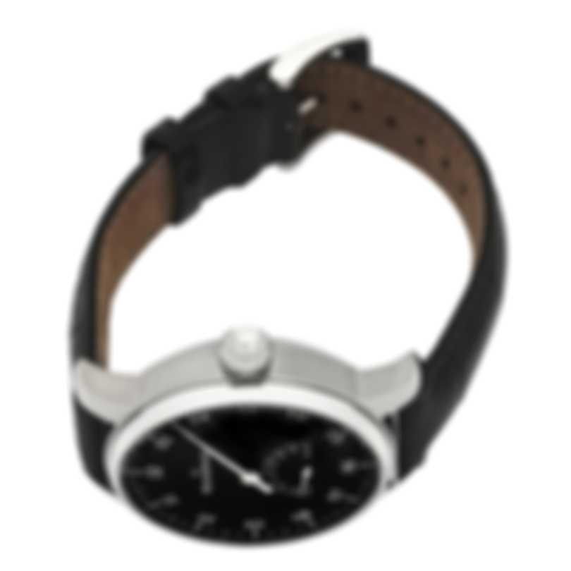 MeisterSinger Unomatik Power Reserve Black Dial Automatic Men's Watch UM202