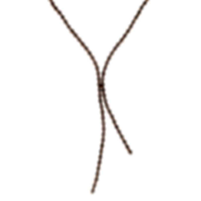 Messika Cravate 18k Rose Gold Diamond 3.80ct Necklace V014091