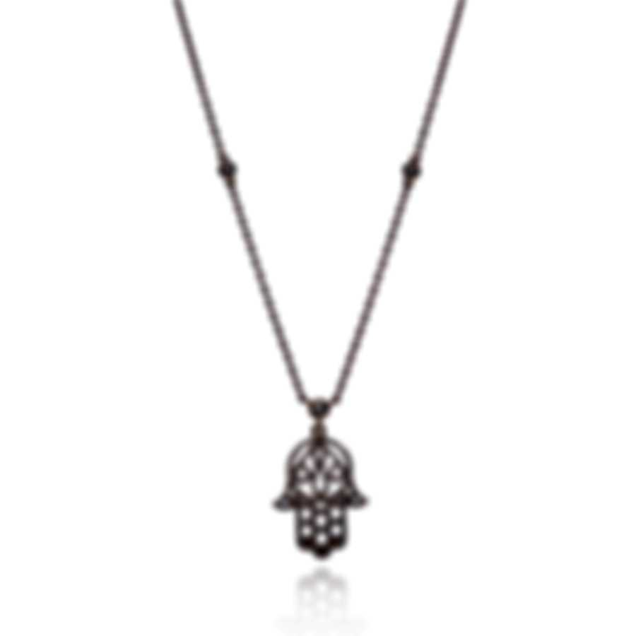 Messika Faith 18k Yellow Gold Diamond 0.30ct Necklace V014154