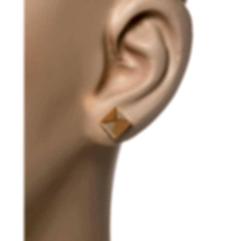 Messika Spiky 18k Rose Gold Diamond 0.24ct Earrings V014161