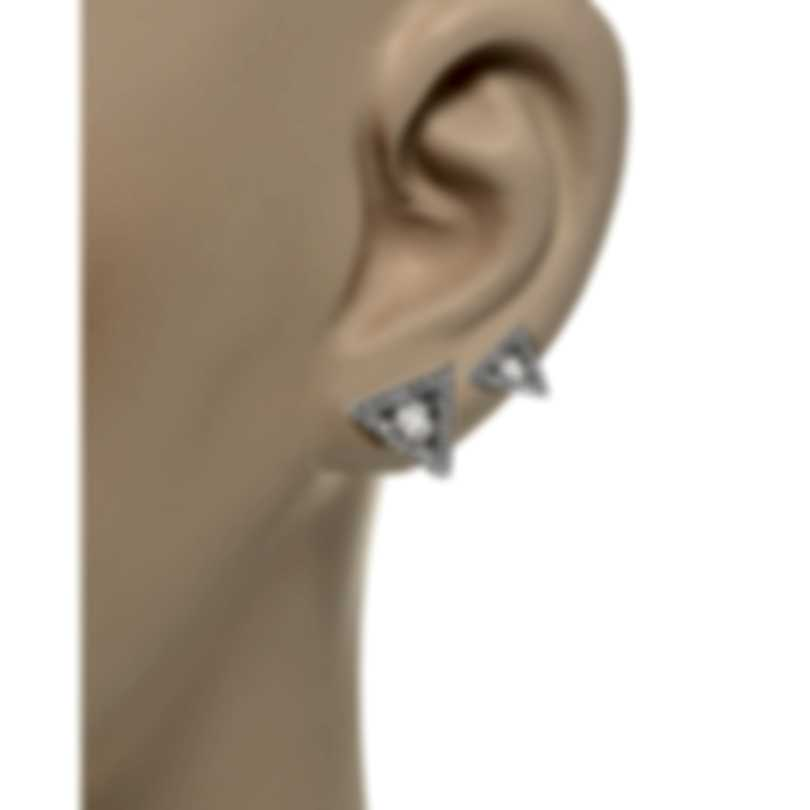 Messika Thea Toi & Moi 18k White Gold Diamond 0.62ct Earrings V014164