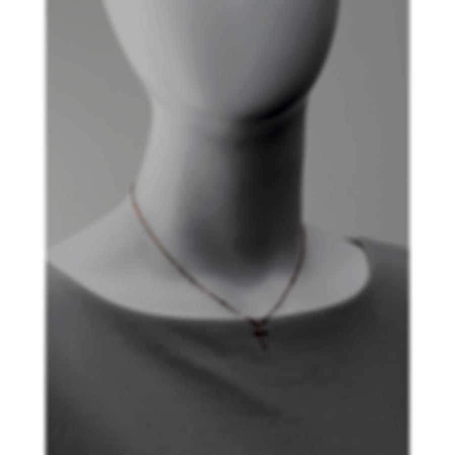 Messika Faith 18k Rose Gold Diamond 0.16ct Necklace V014172
