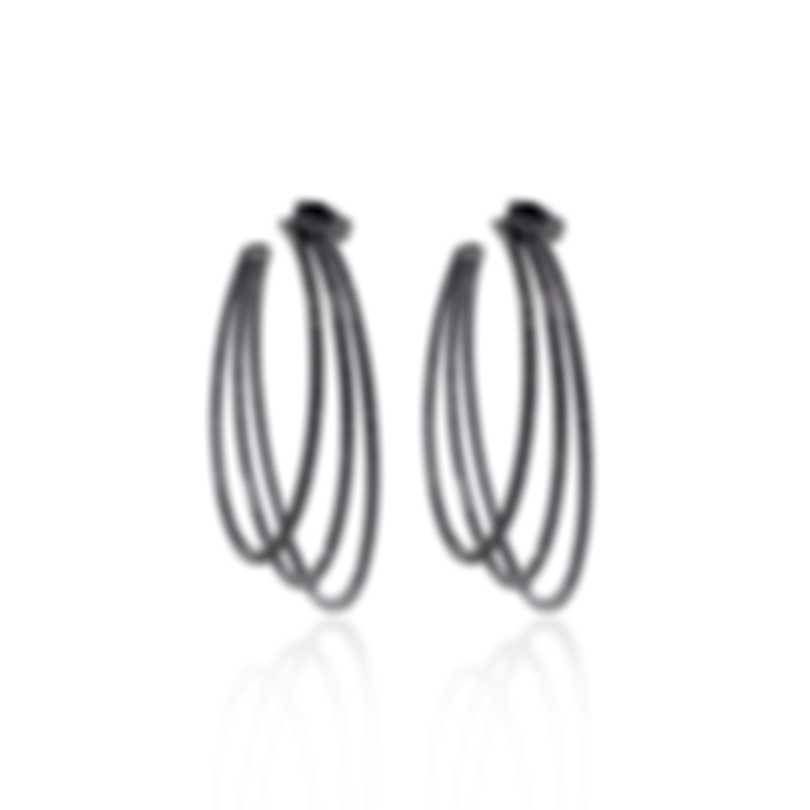 Messika Gatsby 18k White Gold Diamond 2.95ct Earrings V014174