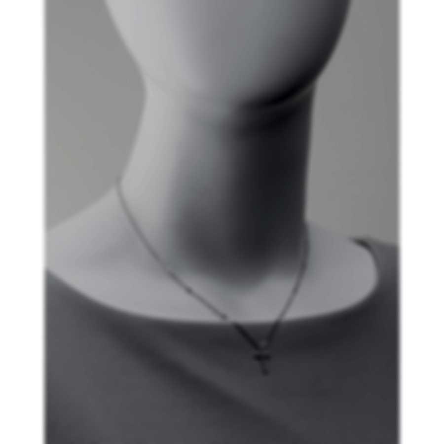 Messika Faith 18k White Gold Diamond 0.05ct Necklace V014178