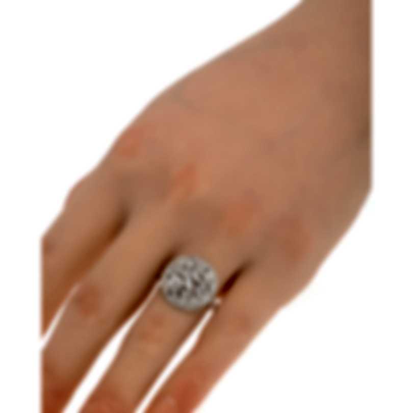 Messika Heritage 18k White Gold Diamond 2.46ct Ring Sz 6.5 V014184