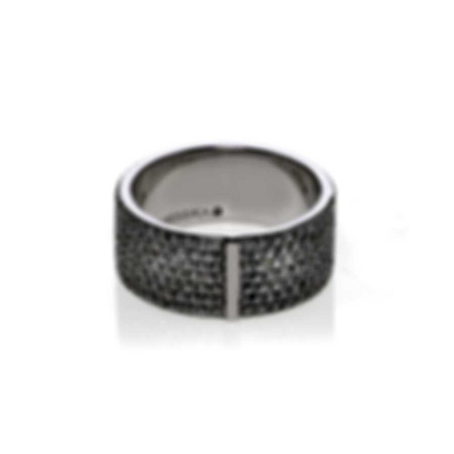 Messika Kate 18k White Gold Diamond 1.41ct Ring Sz 6.75 V014191