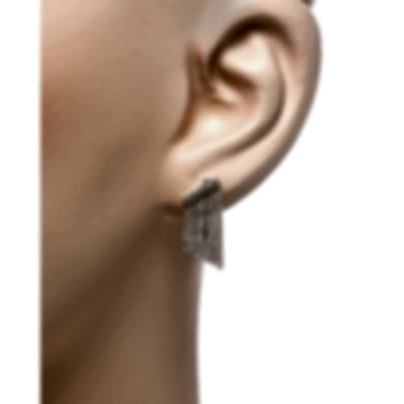 Messika Daria 18k White Gold Diamond 0.71ct Earrings V014108