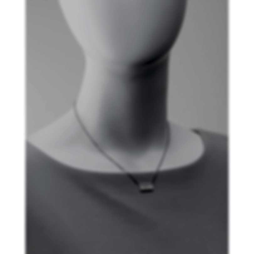 Messika Liz 18k White Gold Diamond 0.65ct Necklace V014242