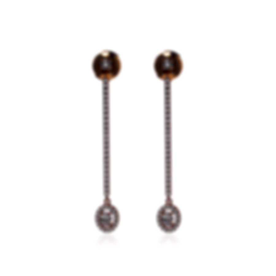 Messika Glam'Azone 18k Rose Gold Diamond 0.85ct Earrings V014247