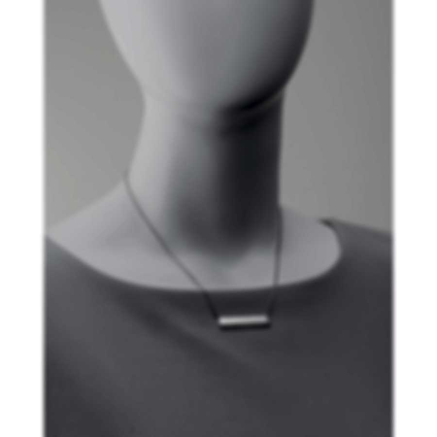 Messika Kate 18k White Gold Diamond 0.36ct Necklace V014252