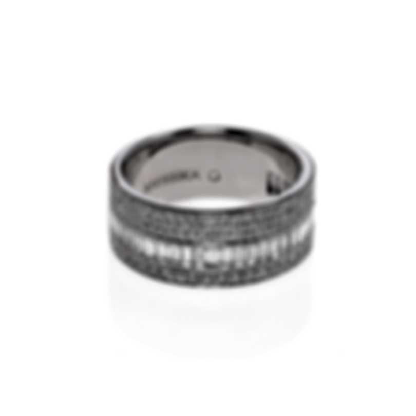 Messika Liz 18k White Gold Diamond 1.78ct Ring Sz 7.25 V014264