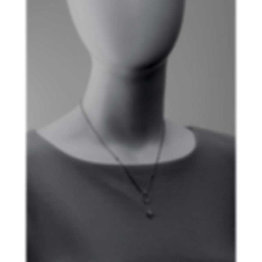 Messika Glam'Azone 18k White Gold Diamond 0.62ct Necklace V014452
