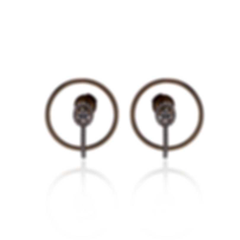 Messika Glam'Azone 18k Yellow Gold Diamond 0.54ct Earrings V014426