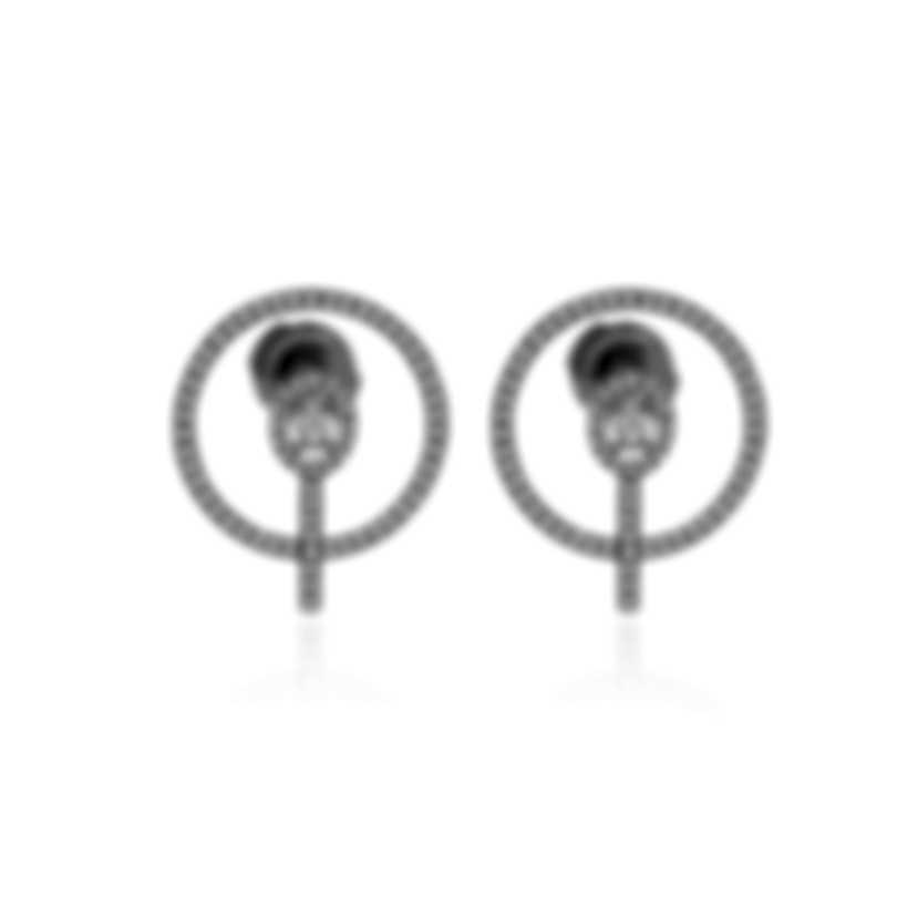 Messika Glam'Azone 18k White Gold Diamond 0.85ct Earrings V014437