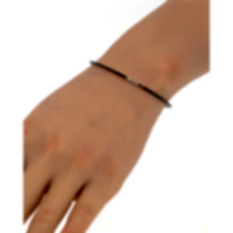 Messika Noir 18k Black Gold Diamond 0.99ct Bracelet V014550