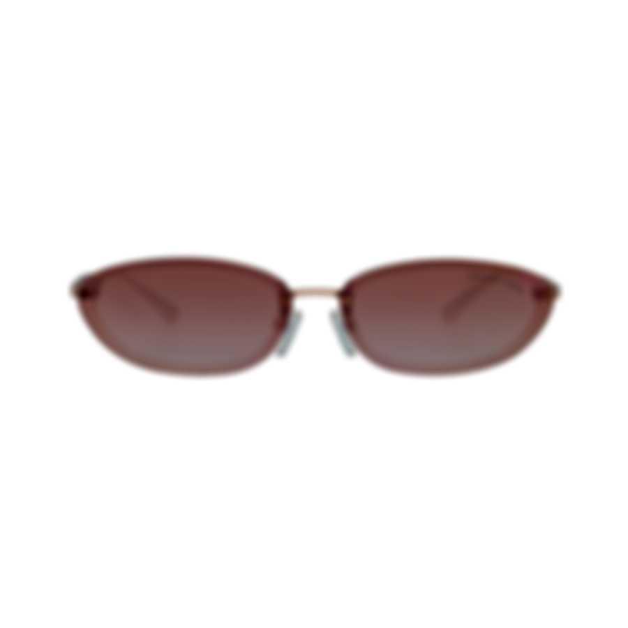 Michael Kors Rose Gold And Peach Women's Acetate Sunglasses MK2104-34686F