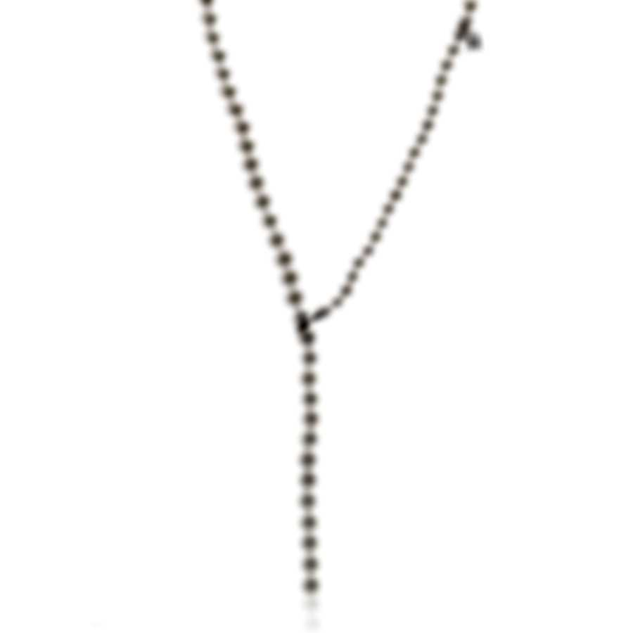 Mikimoto 18k White Gold And Akoya Pearl Necklace NV2AW28045