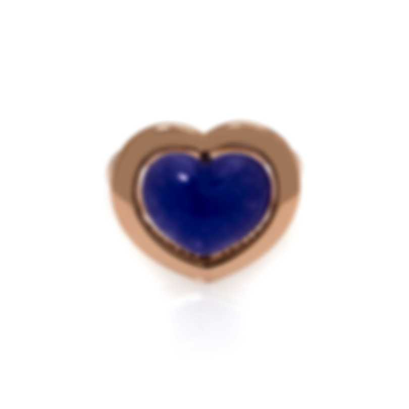 Mimi Milano Giulietta E Romeo 18k Rose Gold & Quartzite Ring Sz 6.25 ALM308R8Q3