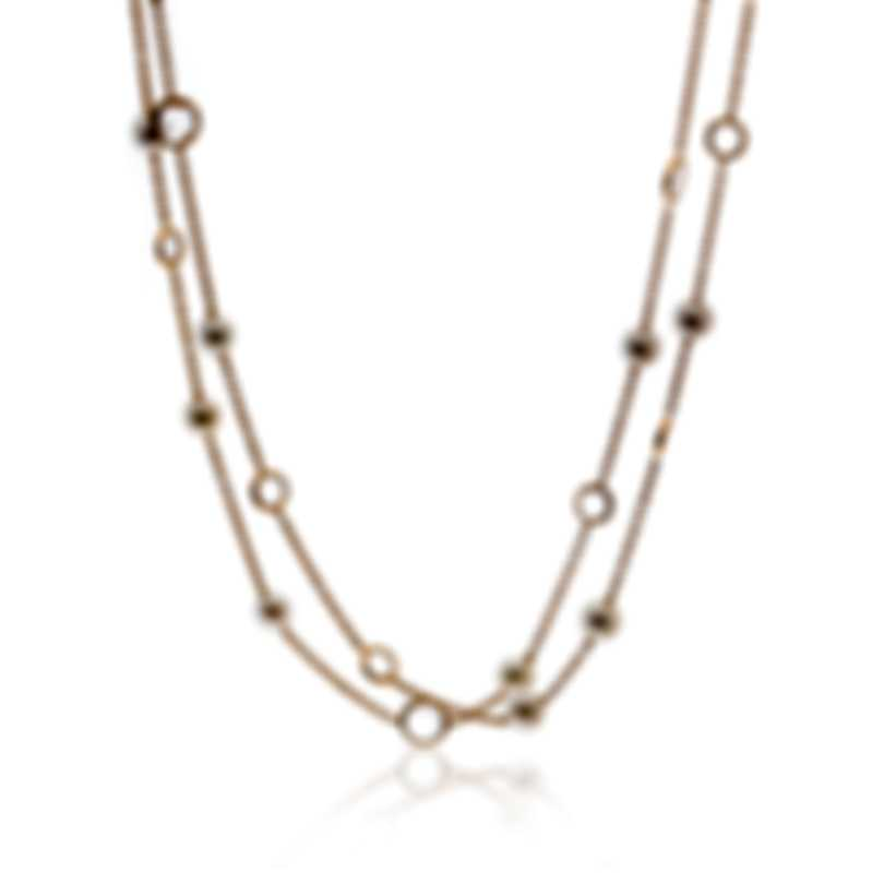 Mimi Milano EN 18k Rose Gold And Pearl Necklace C171R1J-A