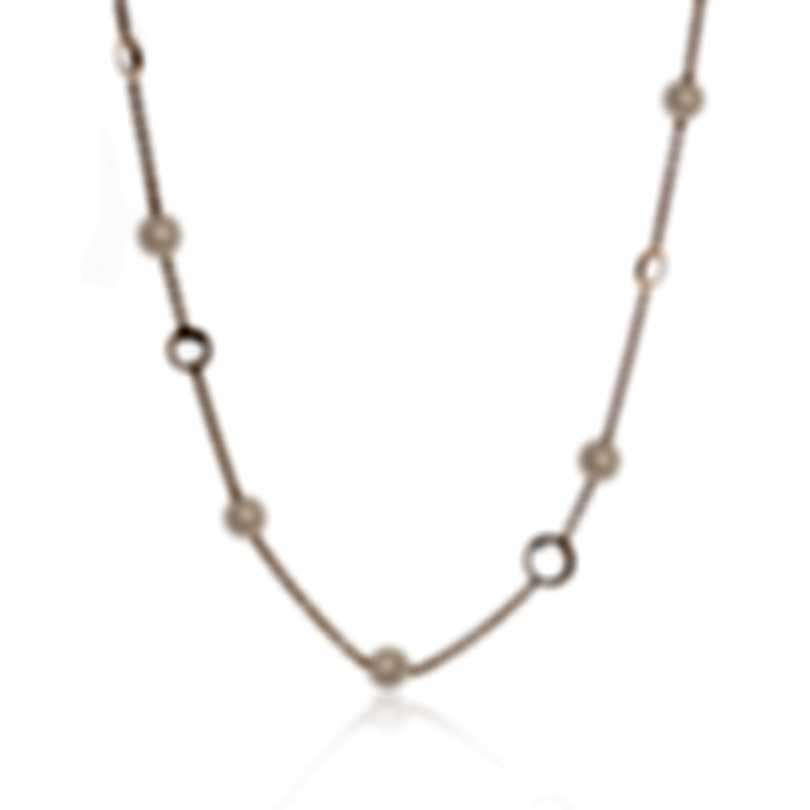 Mimi Milano EN 18k Rose Gold And Pearl Necklace C171R1J-B