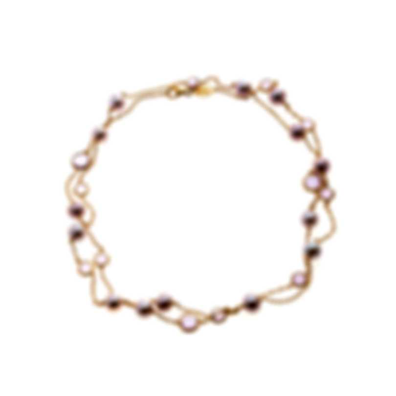 Mimi Milano EN 18k Rose Gold And Pearl Necklace C171R3A