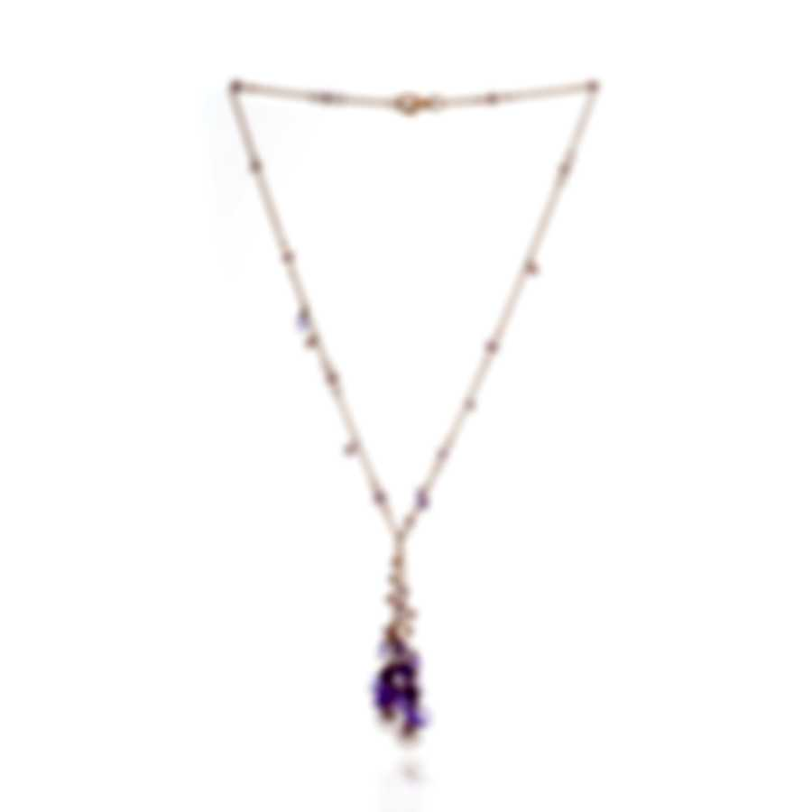 Mimi Milano St Tropez 18k Rose Gold And Pearl Necklace C212R3A