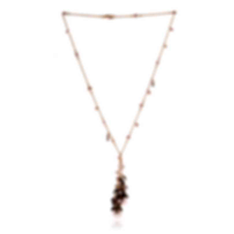Mimi Milano St Tropez 18k Rose Gold And Pearl Necklace C212R3F