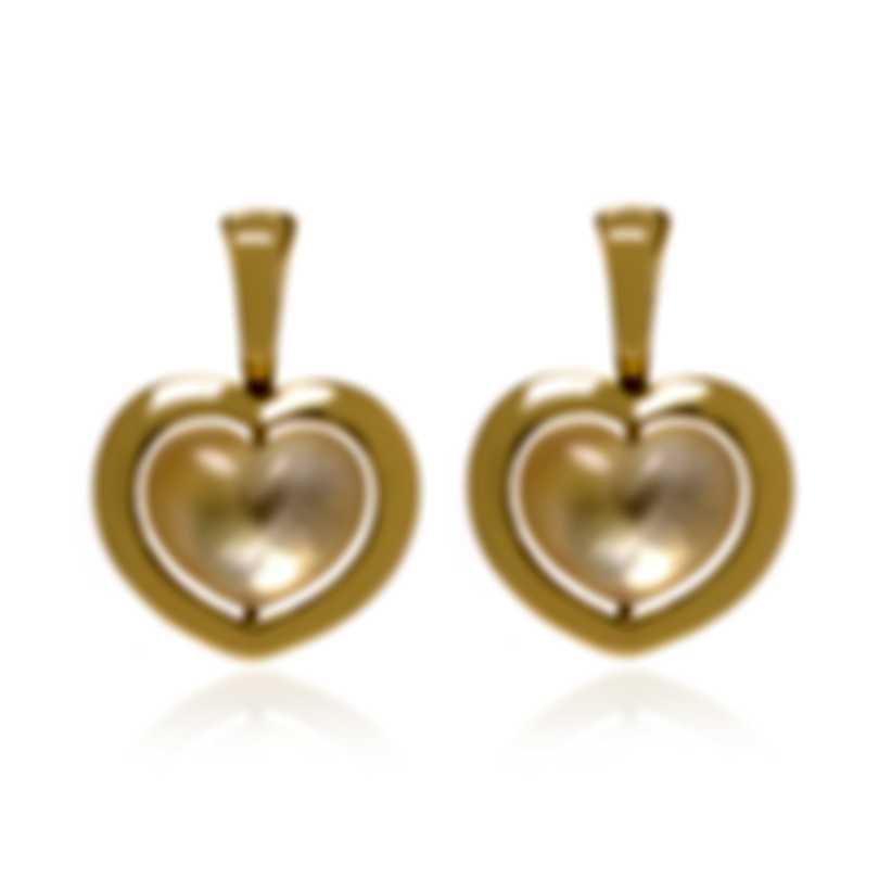 Mimi Milano Giulietta E Romeo 18k Yellow Gold And Citrine Earrings OLM309G8C