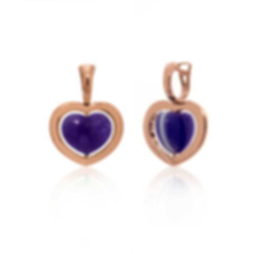 Mimi Milano Giulietta E Romeo 18k Rose Gold And Quartzite Earrings OLM309R8Q3