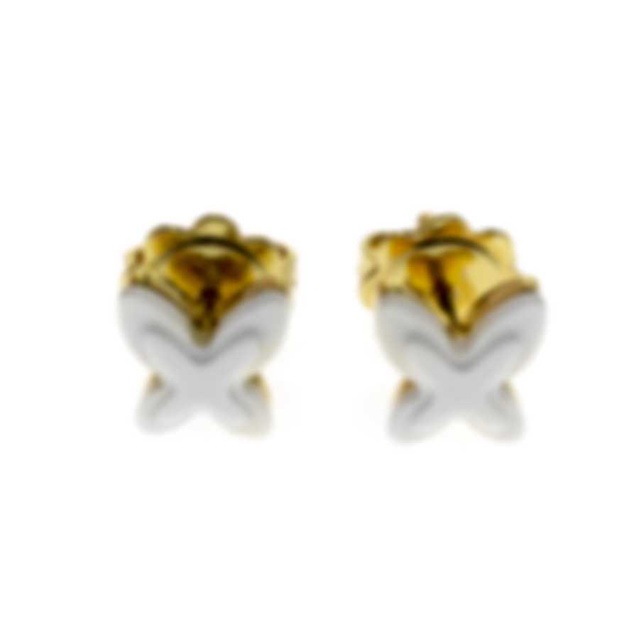 Mimi Milano Freevola 18k Yellow Gold And Kogolong Earrings OXM242G8P1