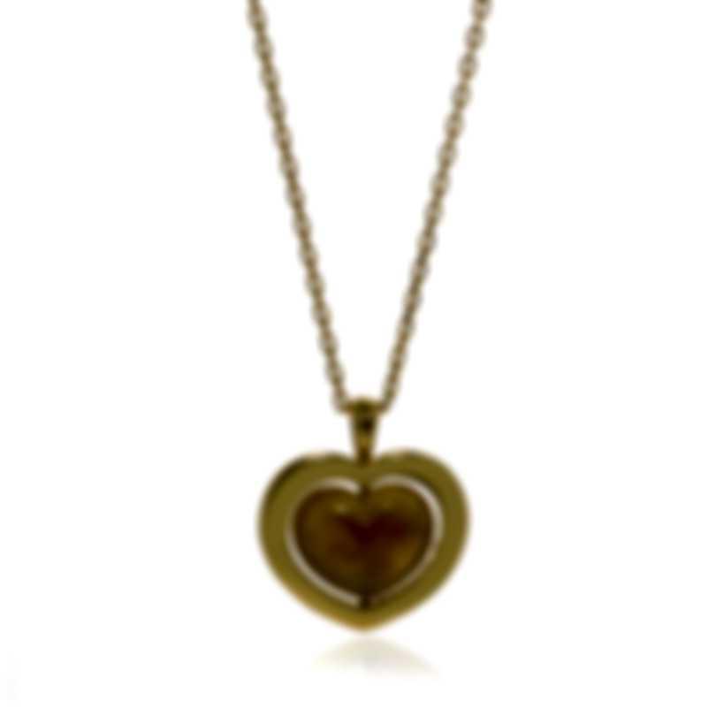 Mimi Milano Giulietta E Romeo 18k Yellow Gold And Citrine Necklace PLM308G8C