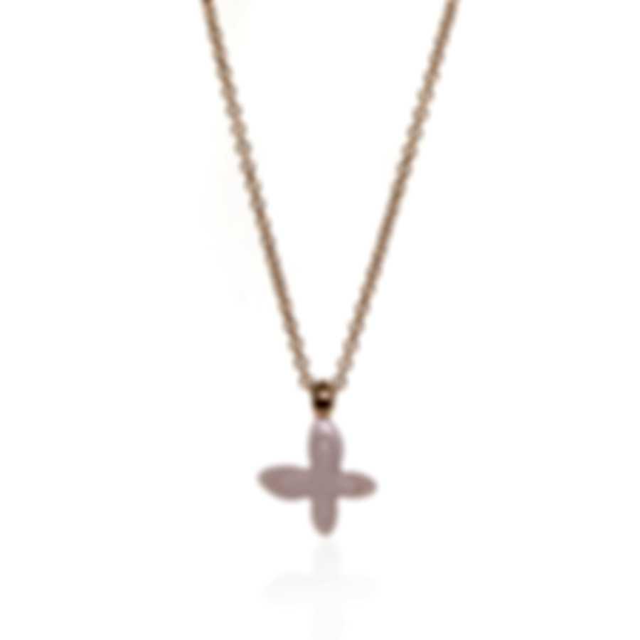 Mimi Milano Freevola 18k Rose Gold Necklace PXM242R8P2