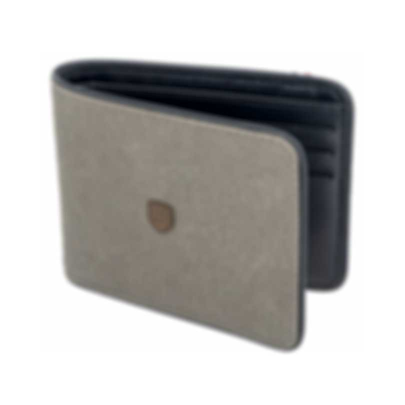 S.T. Dupont Iconic Unisex Grey 6CC Billfold Wallet 190310 MSRP $250.00