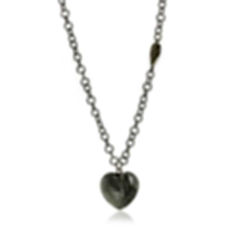 Salvini En Plein Air 18k White Gold And Mother Of Pearl Necklace 20042354