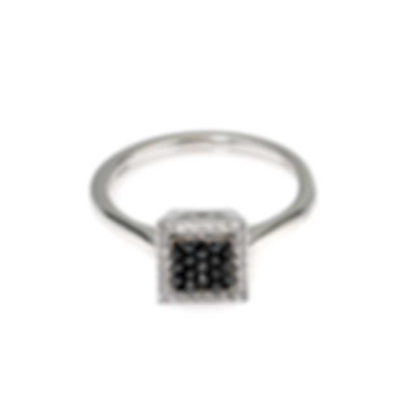 Salvini Dea 18k White Gold Diamond 0.26ct Ring Sz 7 20046108