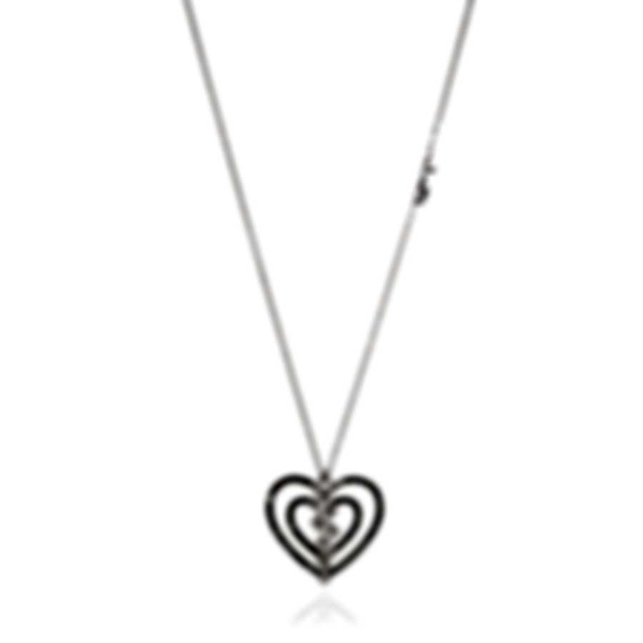 Salvini Eclissi 18k White Gold Diamond 0.87ct Necklace 20067650
