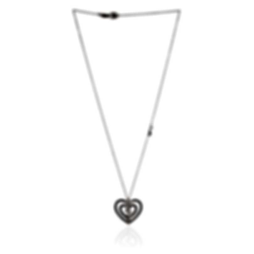 Salvini Eclissi 18k White Gold Diamond 0.87ct Necklace 20067650