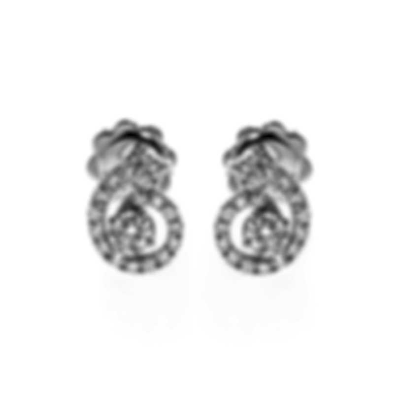 Salvini Constellations 18k White Gold Diamond 0.57ct Earrings 20071391