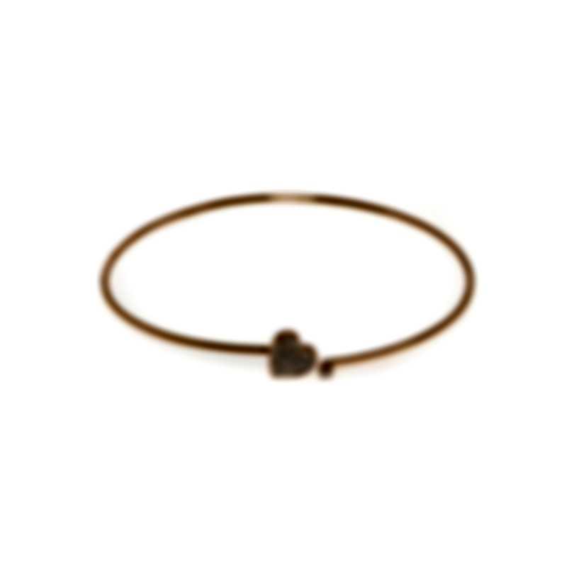 Salvini I Segni 18k Rose Gold Diamond 0.08ct Bracelet 81077083