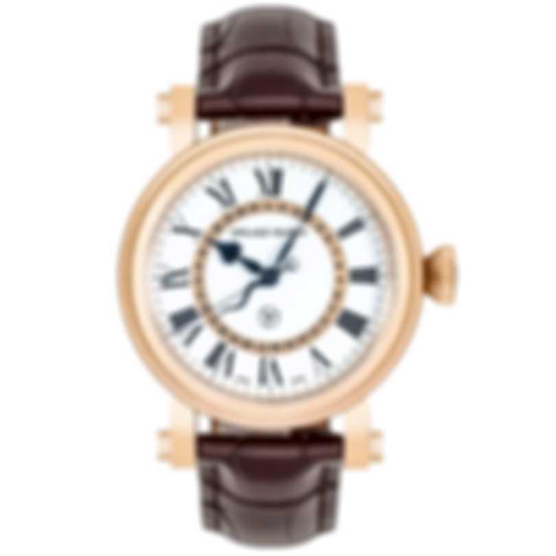 Speake-Marin Serpent Calendar 18K Rose Gold Automatic Men's Watch SMM-JC-SC-10005-02