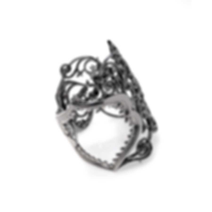 Stephen Webster Les Dents De La Mer Sterling Silver Bracelet SB0182-XX-RH