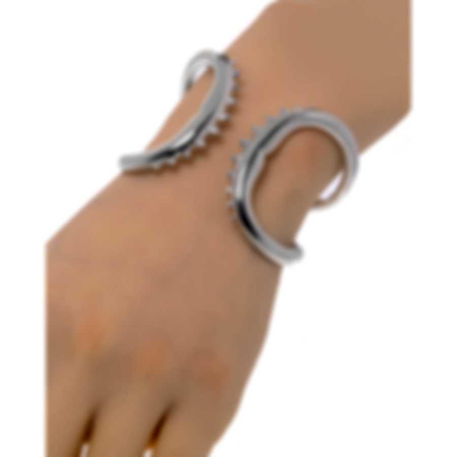 Stephen Webster Jewels Verne Sterling Silver And Rhodium Bracelet SB0463-XX