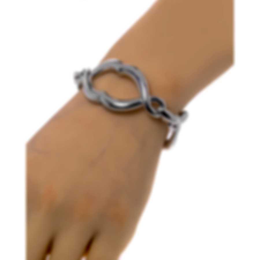 Stephen Webster Les Dents De La Mer Sterling Silver Bracelet SB0481-XX