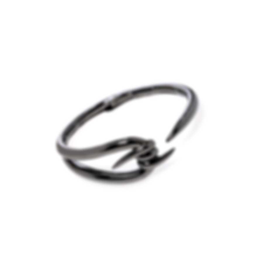 Stephen Webster Forget Me Knot Sterling Silver Bracelet SB0409-RH-LARGE