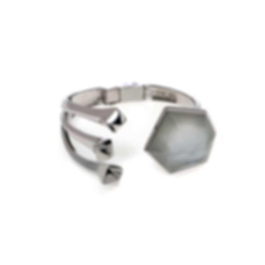 Stephen Webster Superstud Sterling Silver Crystal Haze Bracelet SB0503-XX-WMOP-C