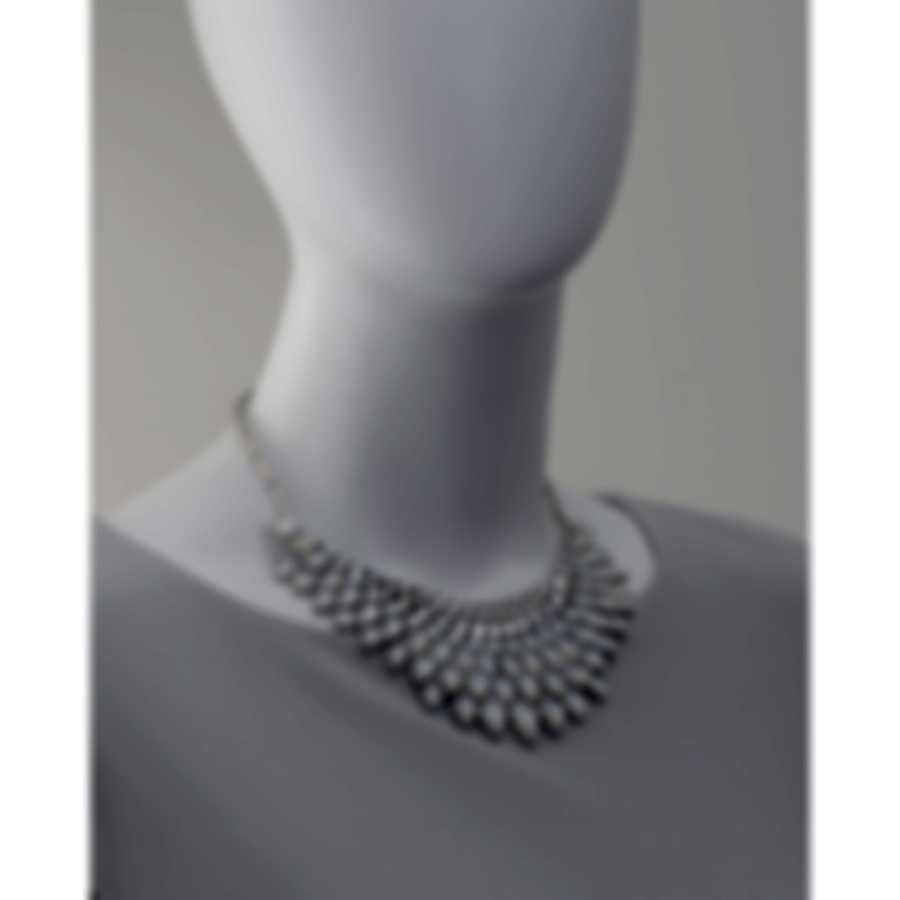 Stephen Webster Superstone Sterling Silver Crystal Haze Necklace SCH0110-XX-WMOP