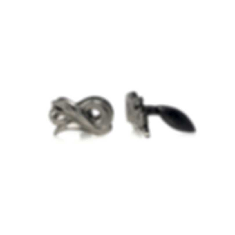 Stephen Webster Beasts Of London Sterling Silver Cufflinks SM0198-RH-XX