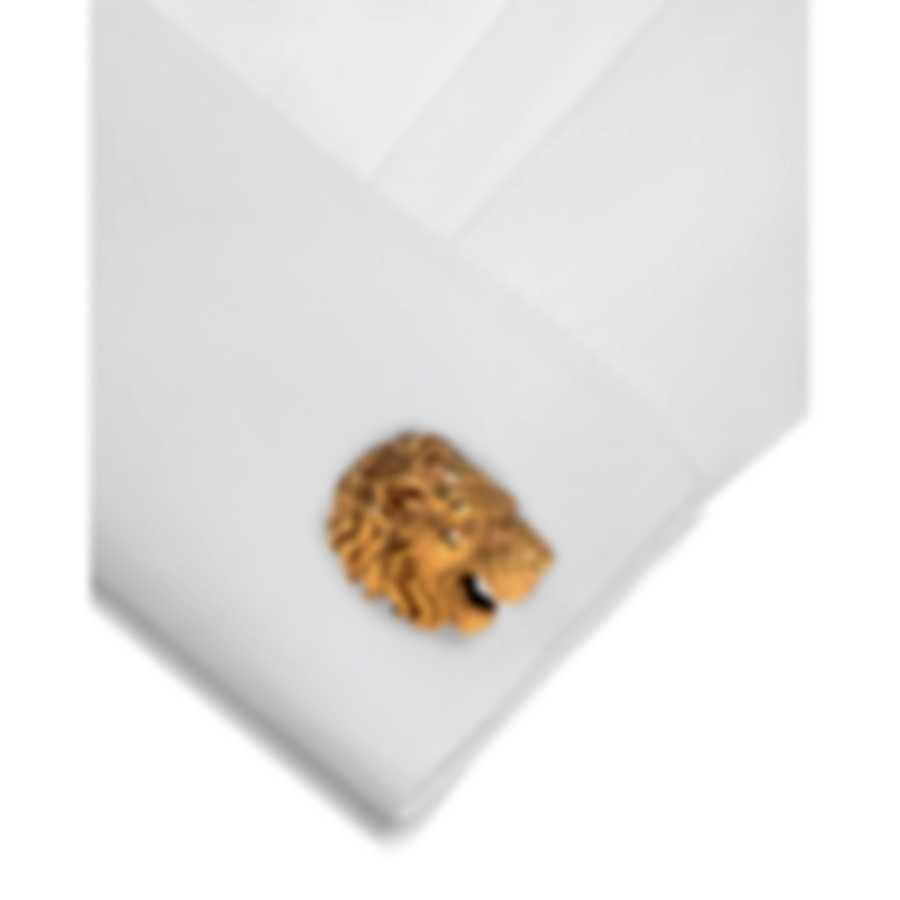Stephen Webster Beasts Of London 18k Rose Gold Sterling Silver Cufflinks SM019-1