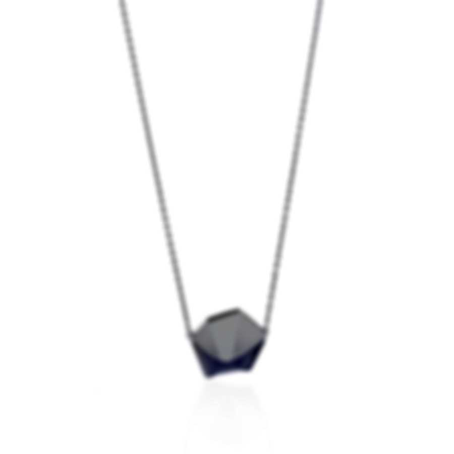 Stephen Webster Superstud Sterling Silver & Amethyst Necklace SP0488-XX-PAME-WMO
